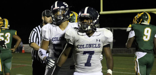 Three years after going winless, Magruder is off to a perfect start