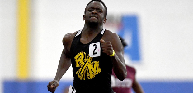 Maryland indoor track: Richard Montgomery gets a record as Paint Branch boys repeat