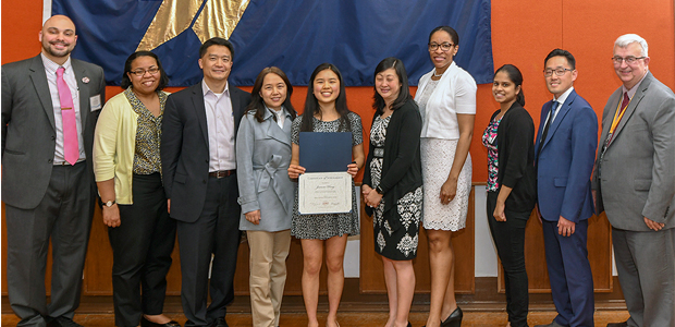 Three Asian American Students Win $2,000 Scholarships